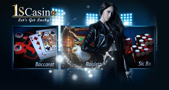 1S Casino Feature