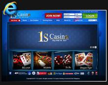 1scasino website