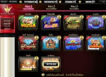 gclub slot online download