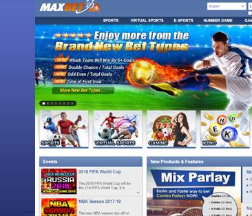 maxbet แทงบอลออนไลน์