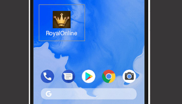royal online icon app