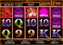 Royal777 Slot Gclub Mobile