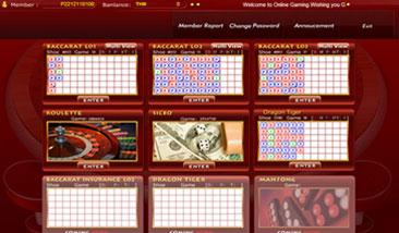 reddragon casino games