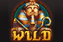 wild pharaoh symbol