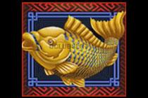 ปลาทองเต็มแถว