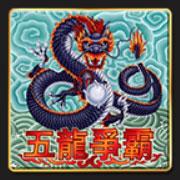 5 dragons slot royal hall